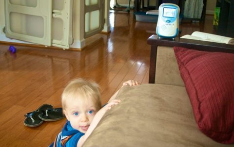 baby monitor security cameras pose IoT challenges