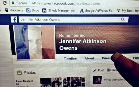 online memorials for loved ones