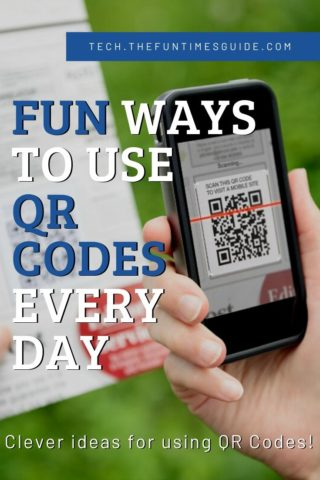 Fun ways to use QR codes every day
