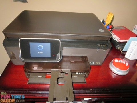Our HP Photosmart 6520 printer scanner copier- the best multifunction printer ever