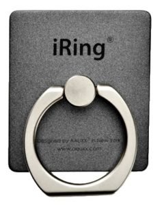 The iRing cell phone holder