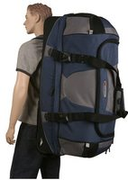 This is the High Sierra 36-inch rolling duffel backpack!