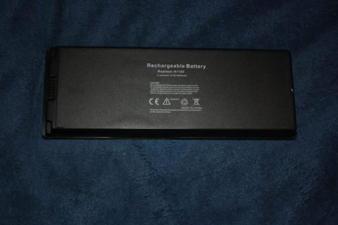 new laptop battery