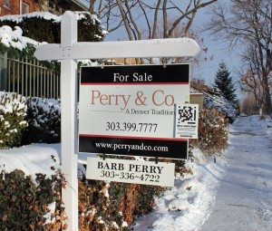 custom qr codes used for house-for-sale