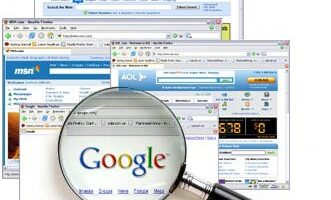 How To Search A Web Site Without A Search Box